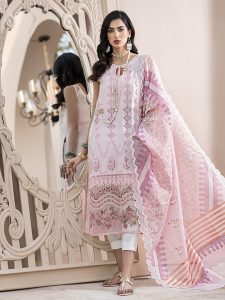 Noor Luxury Lawn Collection 2020 Looks By Saadia Asad (22)