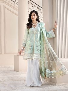 Noor Luxury Lawn Collection 2020 Looks By Saadia Asad (9)