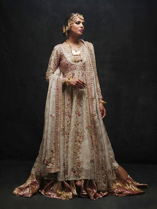 Sanaii Bridal Wear Collection 2020 By Nida Azwer (6)