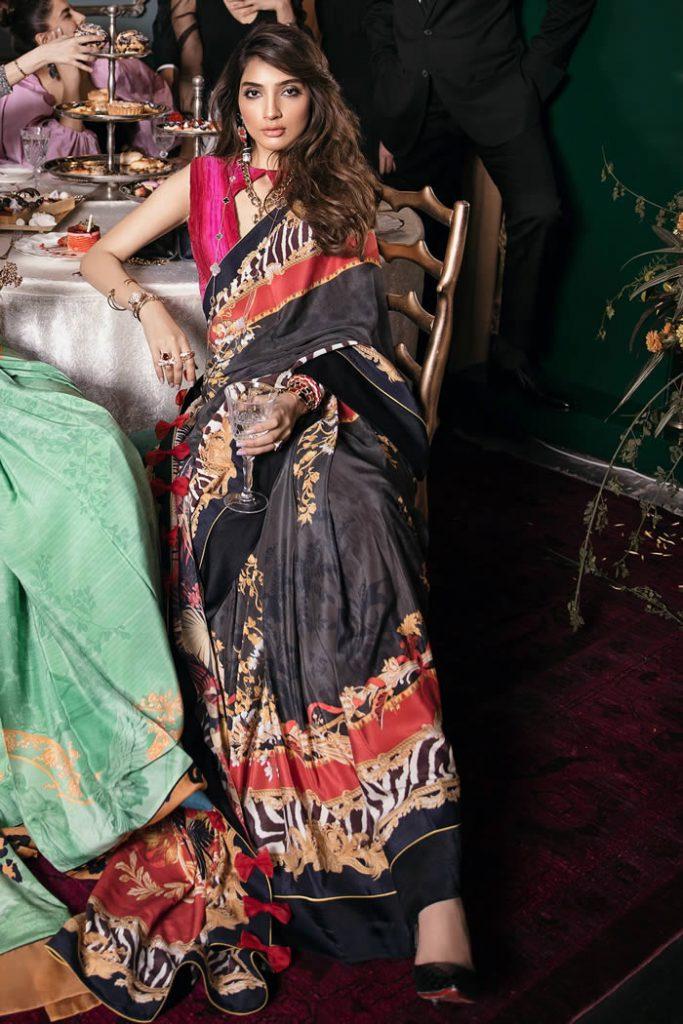 Saris Collection For Spring Summer 2020 By Elan (10)
