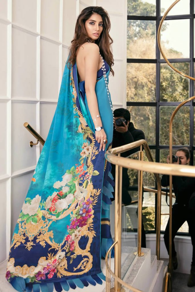 Saris Collection For Spring Summer 2020 By Elan (3)