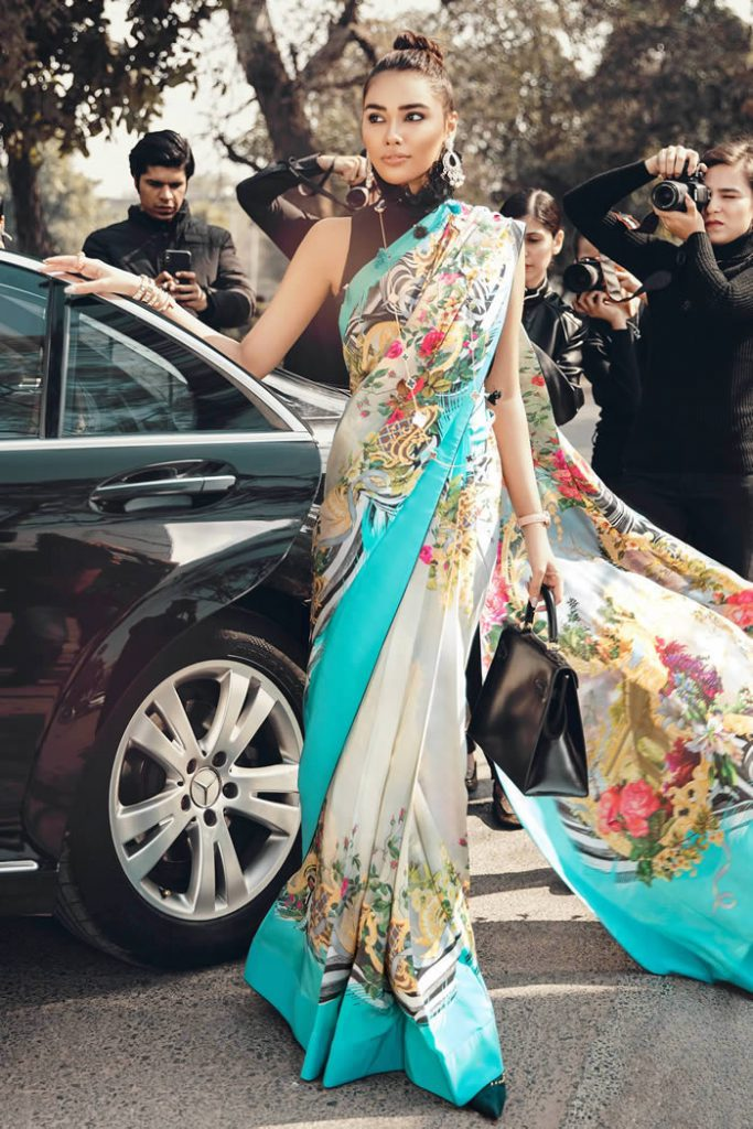 Saris Collection For Spring Summer 2020 By Elan (5)