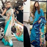 Saris Collection For Spring Summer 2020 By Elan (7)
