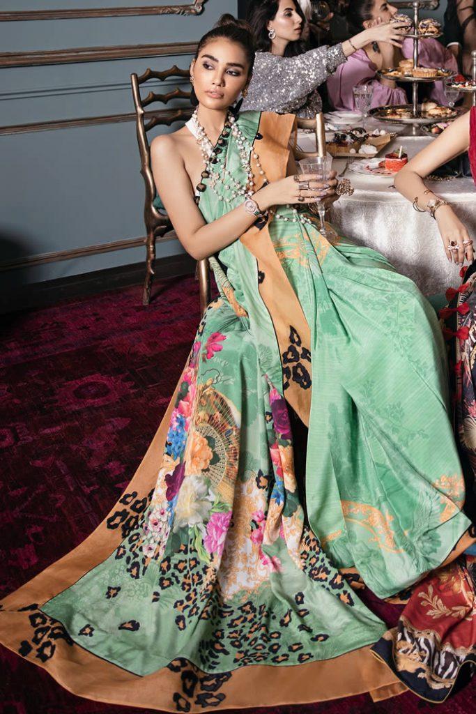 Saris Collection For Spring Summer 2020 By Elan (9)