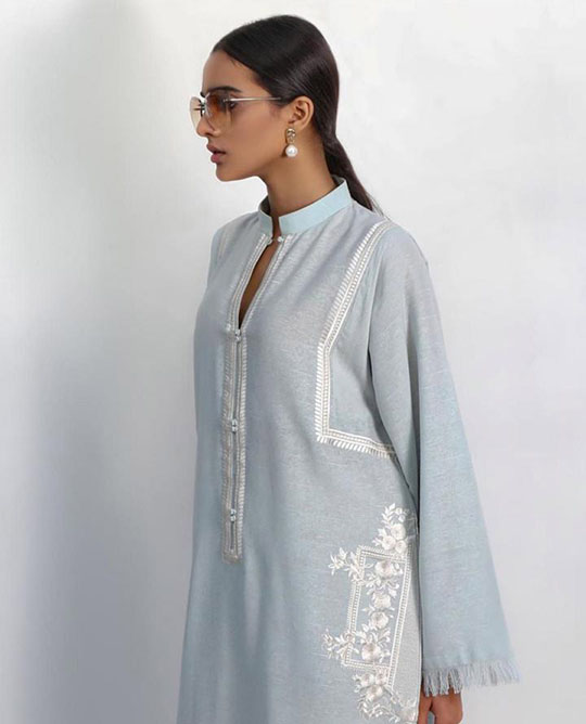 Womens Top 10 Summer Kurta Designs 2020 (1)