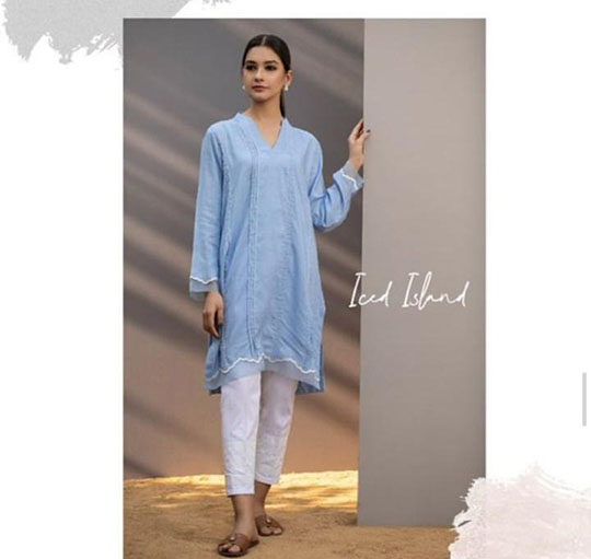 Womens Top 10 Summer Kurta Designs 2020 (5)