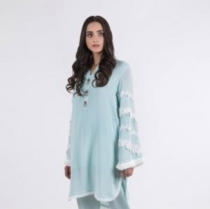 Womens Top 10 Summer Kurta Designs 2020 (8)