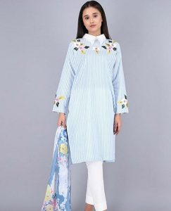 Womens Top 10 Summer Kurta Designs 2020 (9)