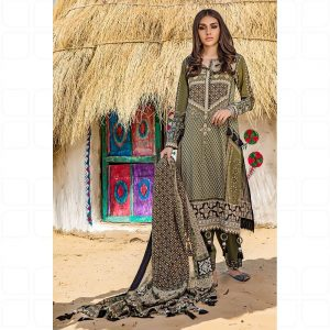 GulAhmed Women's Eid Dresses Collection 2020 (17)