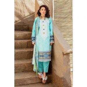 GulAhmed Women's Eid Dresses Collection 2020 (5)