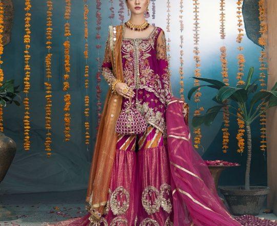 Dahlia Womens Wear Wedding Season Collection Shiza Hasan (18)