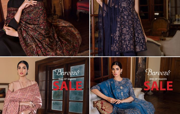 Bareeze end of season Fully embroidered Winter Collection 2021 (1)