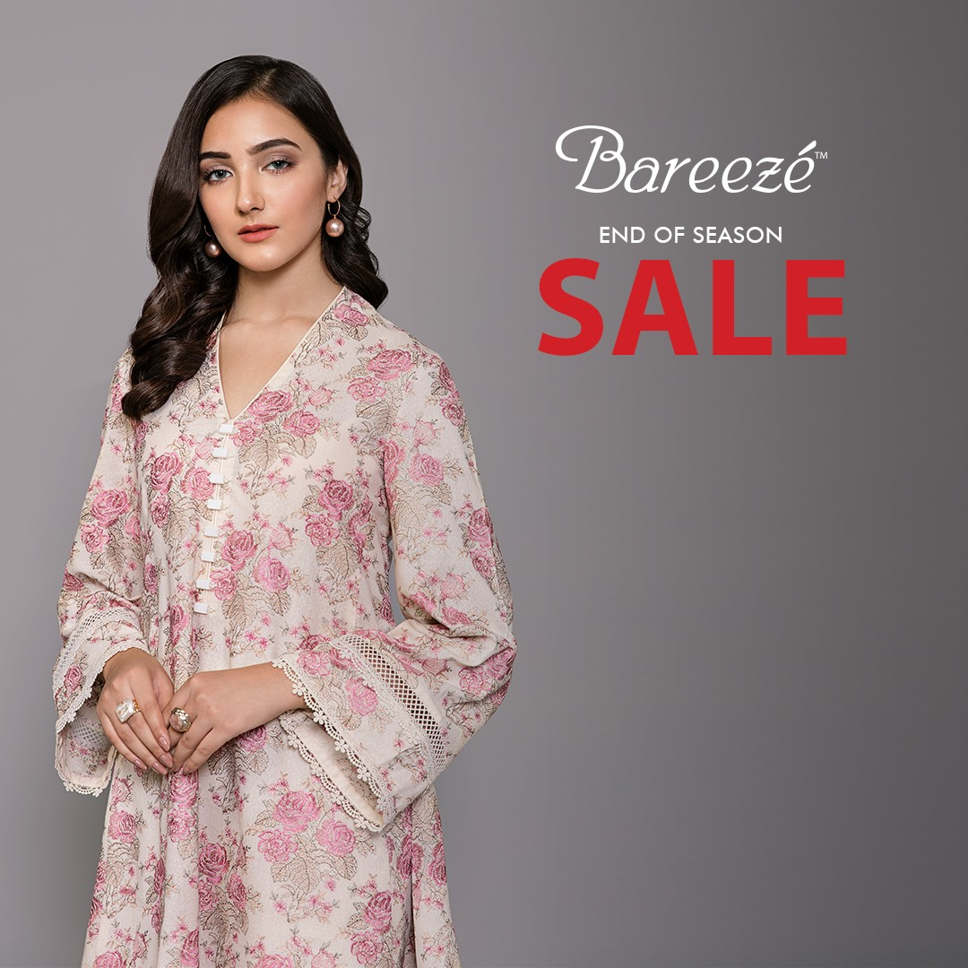 Bareeze end of season Fully embroidered Winter Collection 2021 (20)