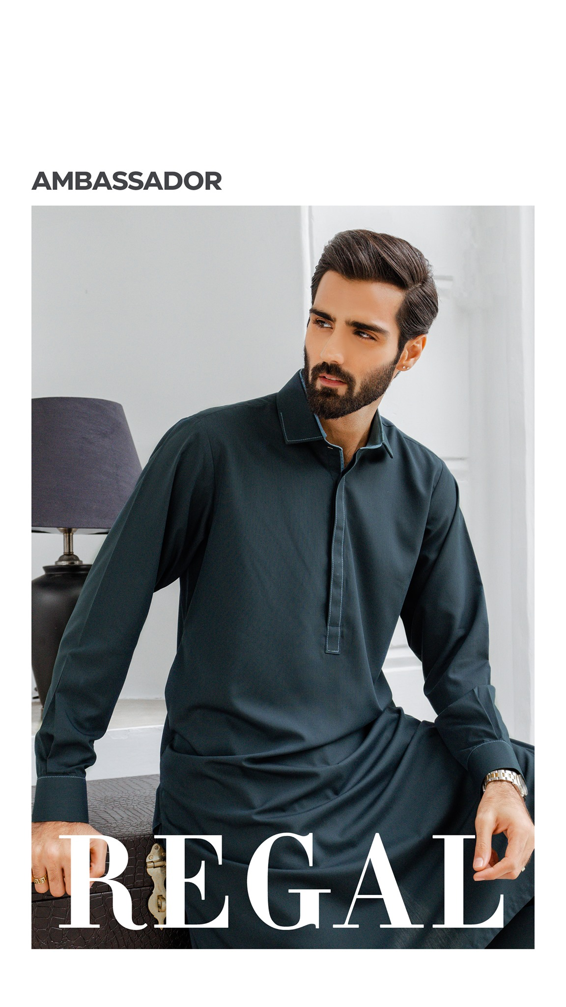 Mens Wear Luxury Ambassador Collection 2021 By Gulahmed (2)