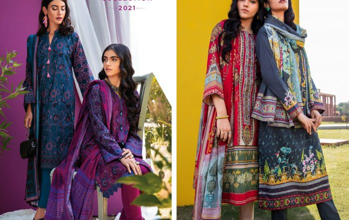 SCHIFFLI Womens Spring Wear Collection 2021 By Gulahmed (1)