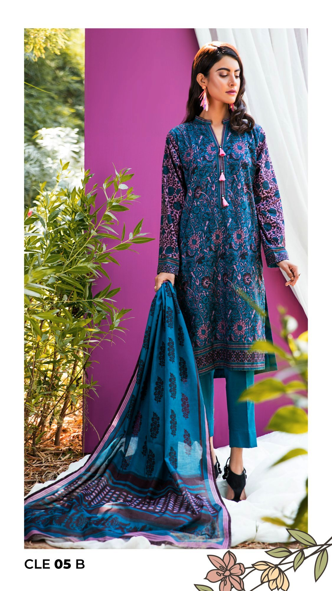 SCHIFFLI Womens Spring Wear Collection 2021 By Gulahmed (11)