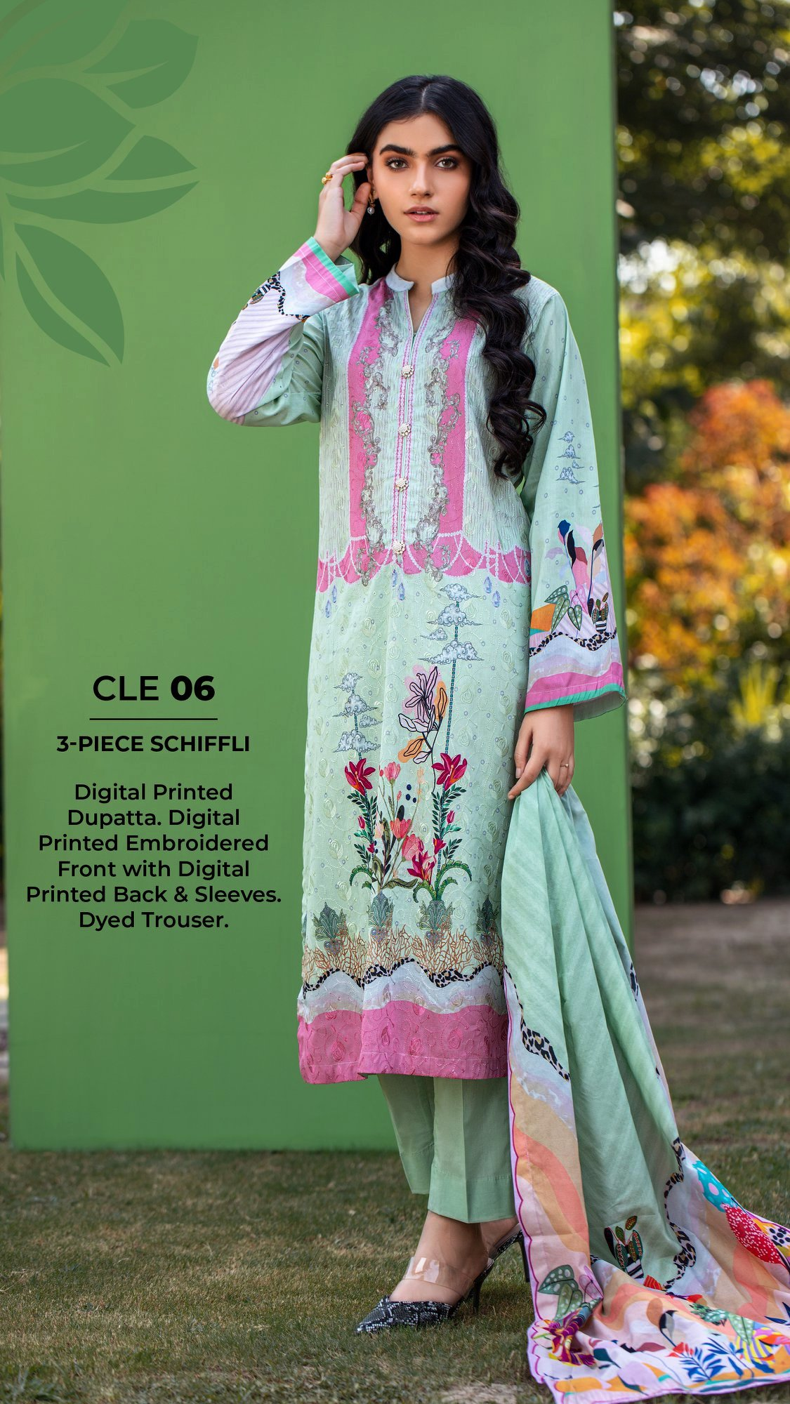 SCHIFFLI Womens Spring Wear Collection 2021 By Gulahmed (12)