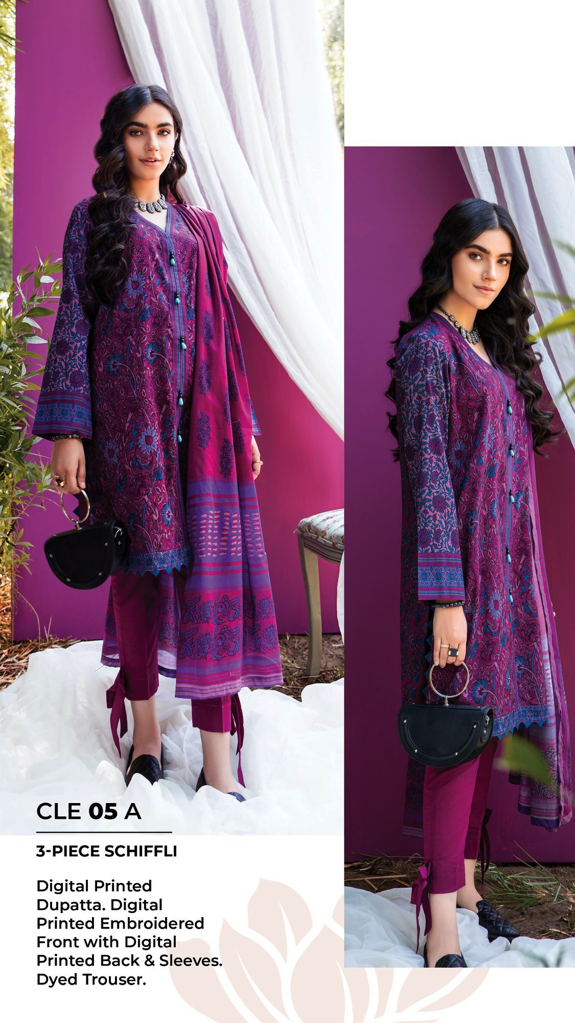 SCHIFFLI Womens Spring Wear Collection 2021 By Gulahmed (13)
