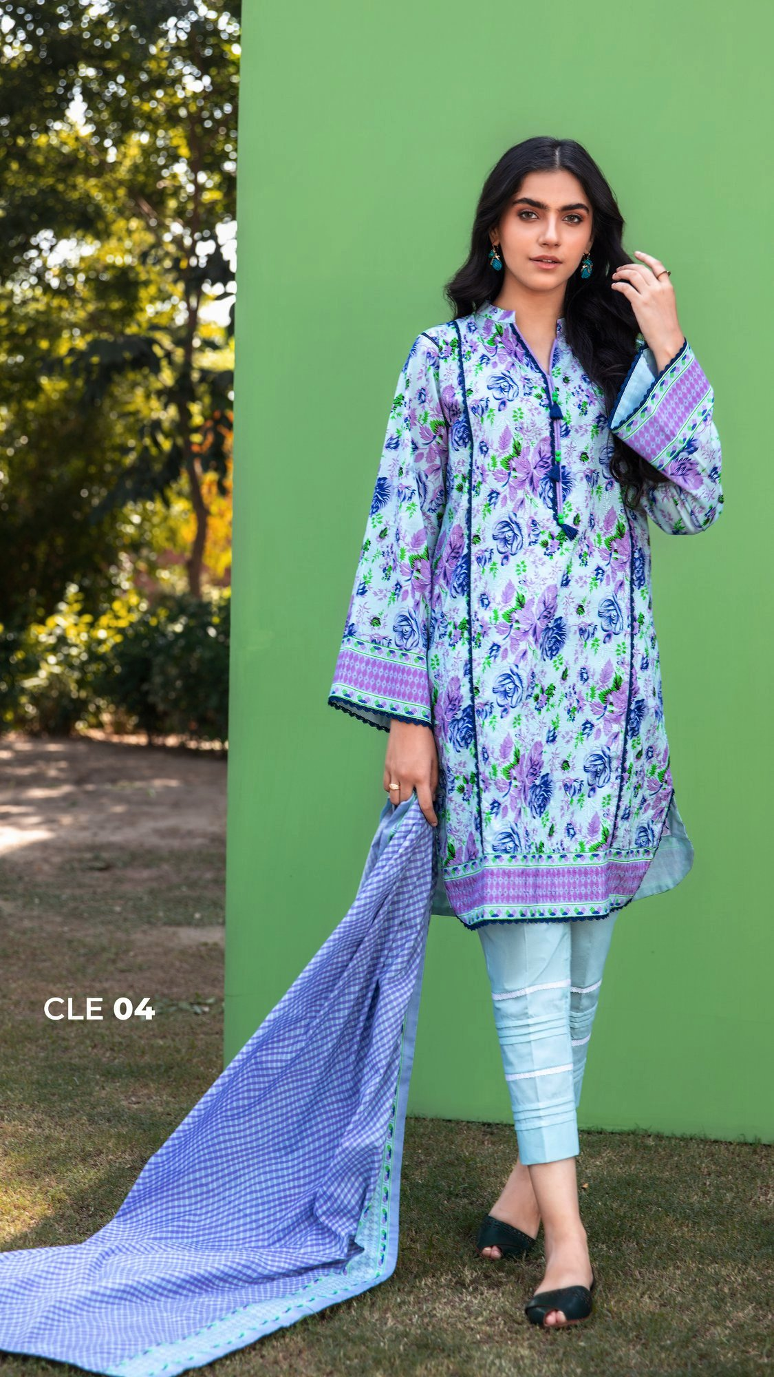 SCHIFFLI Womens Spring Wear Collection 2021 By Gulahmed (14)