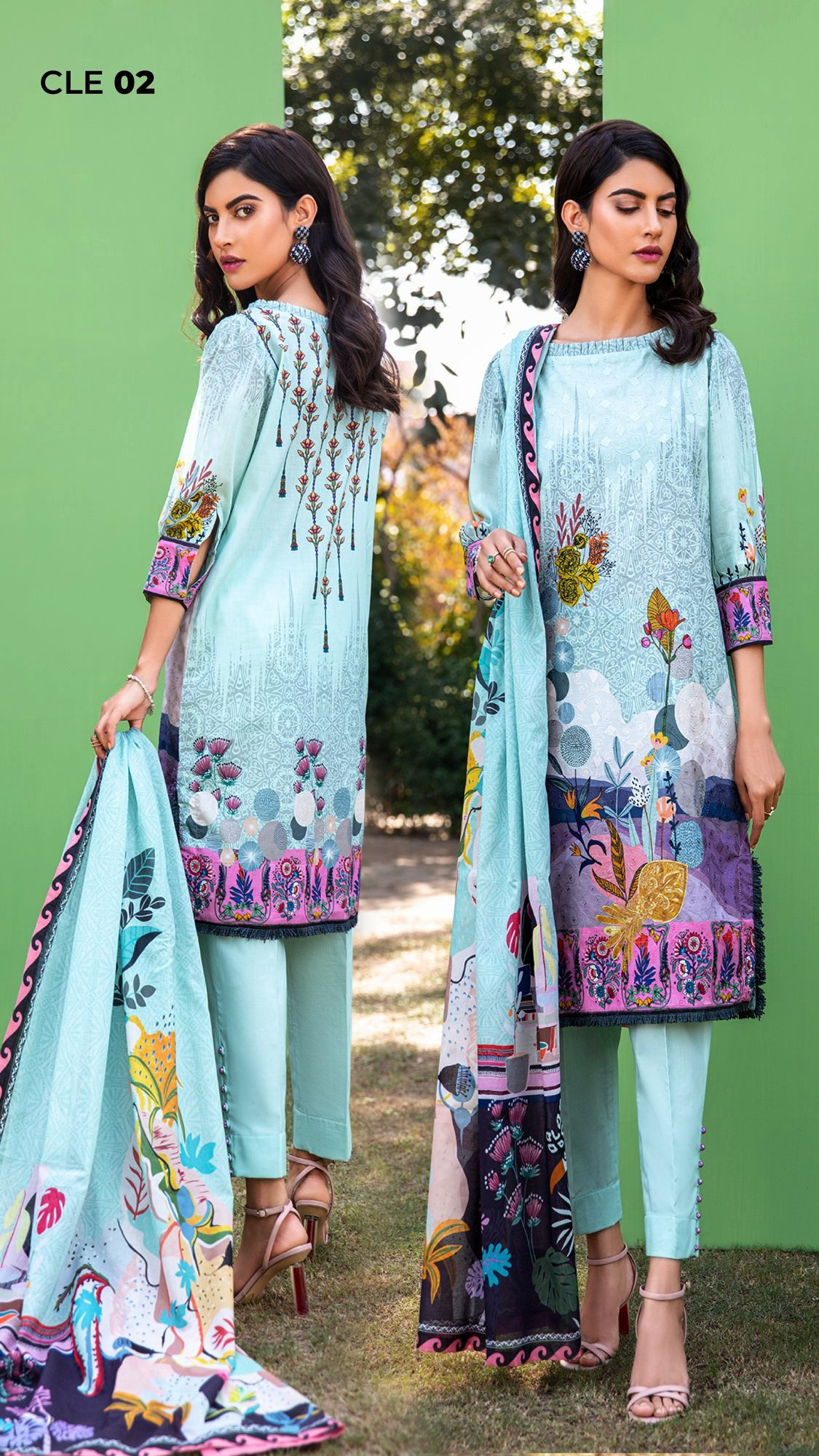 SCHIFFLI Womens Spring Wear Collection 2021 By Gulahmed (17)