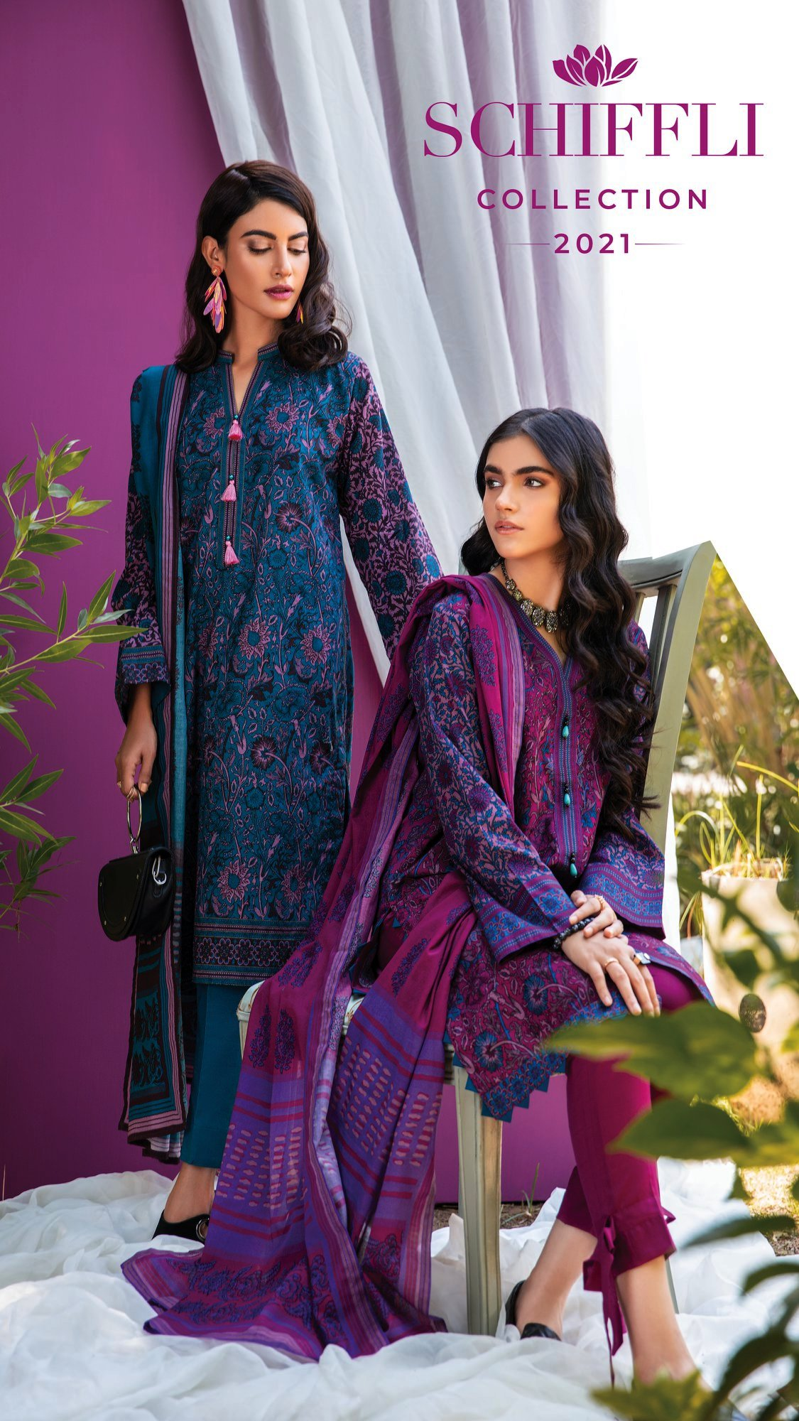 SCHIFFLI Womens Spring Wear Collection 2021 By Gulahmed (19)