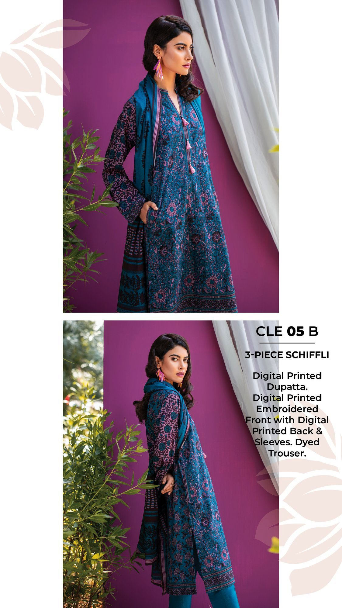 SCHIFFLI Womens Spring Wear Collection 2021 By Gulahmed (3)