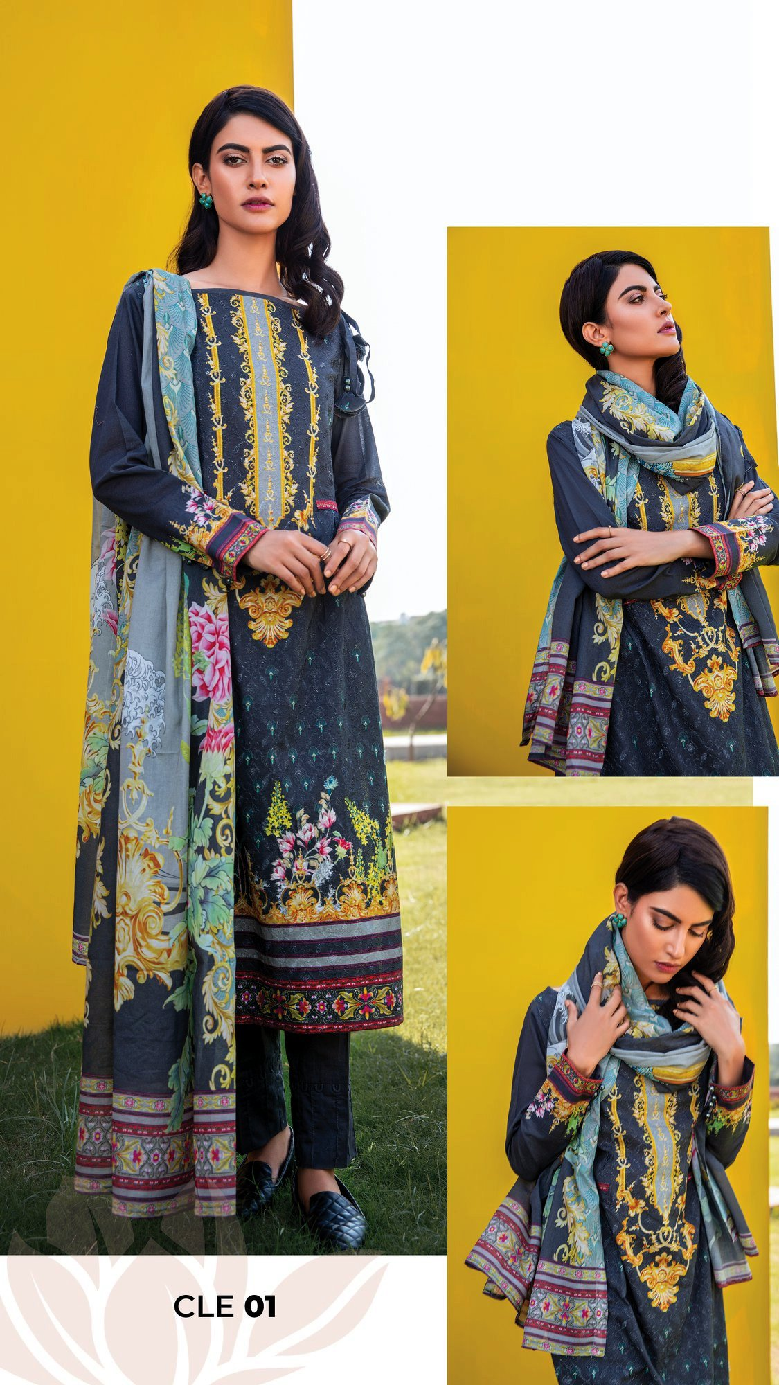 SCHIFFLI Womens Spring Wear Collection 2021 By Gulahmed (9)