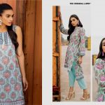 Bagh e Gul Summer Lawn Floral Printed Collection 2021 By Gul Ahmed (12)