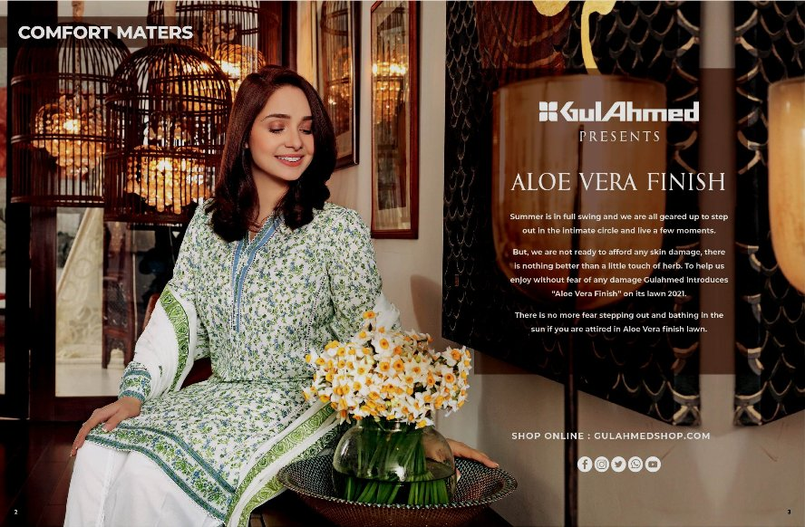 Tribute to Mothers Summer wears Collection 2021 By Gul Ahmed (18)