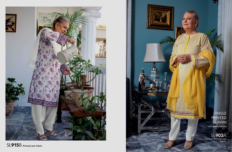 Tribute to Mothers Summer wears Collection 2021 By Gul Ahmed (19)