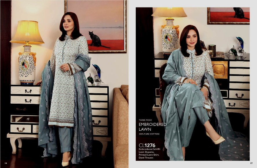 Tribute to Mothers Summer wears Collection 2021 By Gul Ahmed (20)