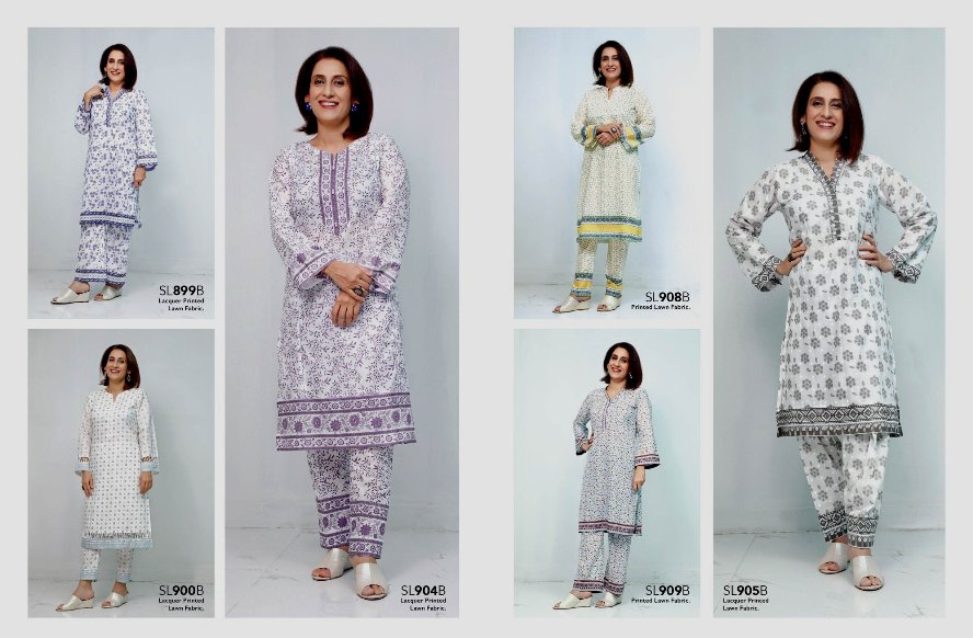 Tribute to Mothers Summer wears Collection 2021 By Gul Ahmed (24)