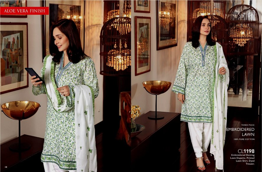 Tribute to Mothers Summer wears Collection 2021 By Gul Ahmed (27)