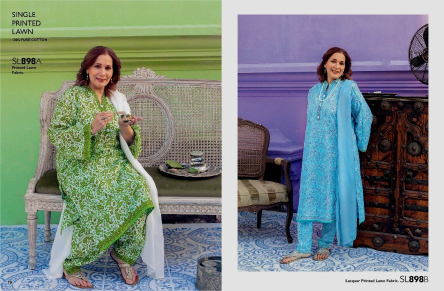 Tribute to Mothers Summer wears Collection 2021 By Gul Ahmed (28)