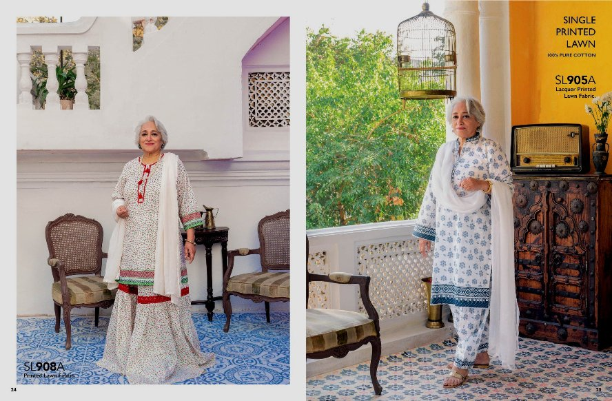 Tribute to Mothers Summer wears Collection 2021 By Gul Ahmed (6)
