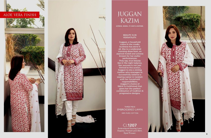 Tribute to Mothers Summer wears Collection 2021 By Gul Ahmed (9)
