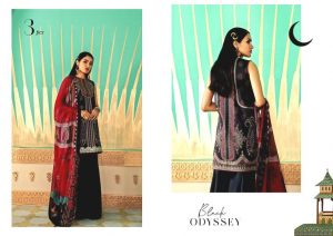 Shehr-e-Uns Unstitched Eid Dresses Collection 2021 By Cross Stitch (20)