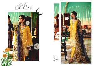 Shehr-e-Uns Unstitched Eid Dresses Collection 2021 By Cross Stitch (21)