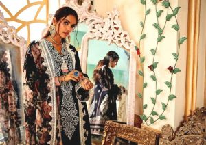 Shehr-e-Uns Unstitched Eid Dresses Collection 2021 By Cross Stitch (22)