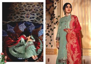 Shehr-e-Uns Unstitched Eid Dresses Collection 2021 By Cross Stitch (28)