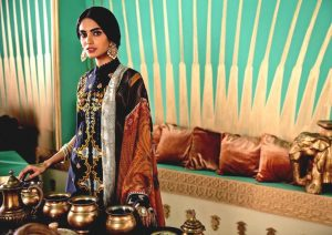 Shehr-e-Uns Unstitched Eid Dresses Collection 2021 By Cross Stitch (32)