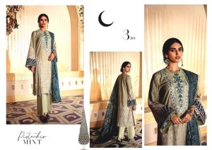 Shehr-e-Uns Unstitched Eid Dresses Collection 2021 By Cross Stitch (34)