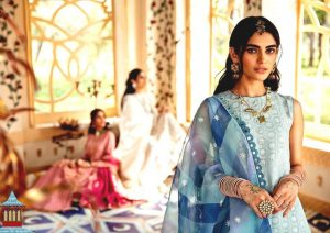 Shehr-e-Uns Unstitched Eid Dresses Collection 2021 By Cross Stitch (38)