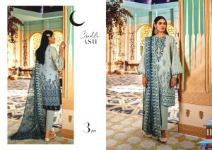 Shehr-e-Uns Unstitched Eid Dresses Collection 2021 By Cross Stitch (5)