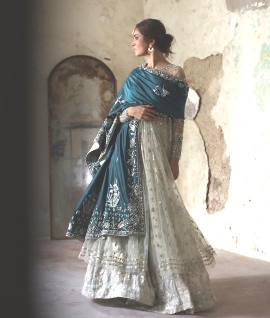 Bridal Couture Mughal Opulence With Modern Twist By Misha Lakhani (3)