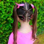 Baby Girl's Latest Hair Styles Ideas 2022 (14)