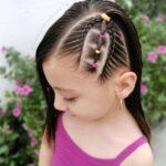 Baby Girl's Latest Hair Styles Ideas 2022 (17)