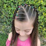 Baby Girl's Latest Hair Styles Ideas 2022 (18)