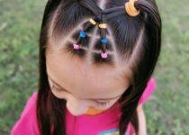 Baby Girl's Latest Hair Styles Ideas 2022 (19)