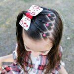 Baby Girl's Latest Hair Styles Ideas 2022 (21)